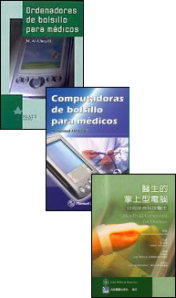 Handhelds for Doctors foreign language editions